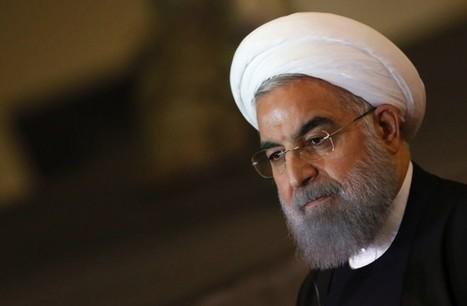 Visite officielle de Hassan Rohani: le casse-tête protocolaire iranien | Actualités & Infos (Médias) | Scoop.it