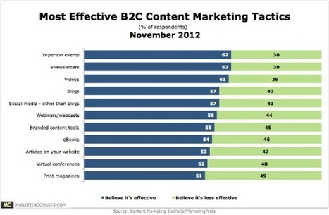 Social Selling … Are B2C Blogs Worth The Effort? - Business 2 Community | Business Blogging | Scoop.it