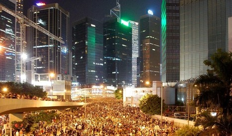 """Guerra senza limiti"": la battaglia di #HongKong 