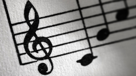 The Story Behind Music's Most Important Symbol | News we like | Scoop.it