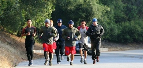 Running in the cold. « Maximum Sports Nutrition | Sports nutrition | Scoop.it