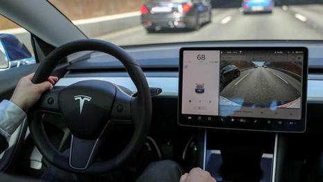 Tesla accuse un ancien salarié du vol de 26.000 fichiers confidentiels ...