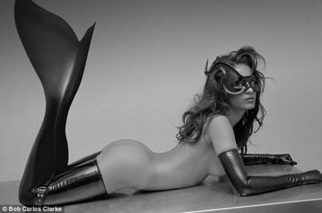 Bob Carlos Clarke Latex Photography | LFN - latex fetish news | Scoop.it