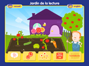 Le jardin de la lecture | FLE enfants | Scoop.it