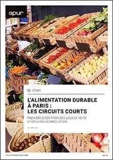 L'alimentation durable à Paris : les circuits courts