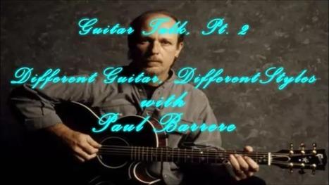 Paul Jackson Jr The Science Of Rhythm Guitar 21...