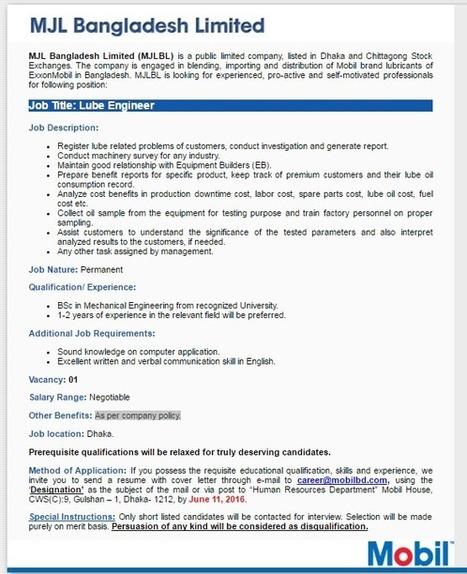 jobs in chittagong' in Jobs Circular BD | Scoop it