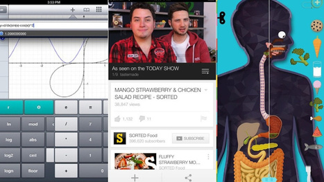 iPad Apps of the Week: YouTube, Quick Graph, and More | Medical Applications | Scoop.it