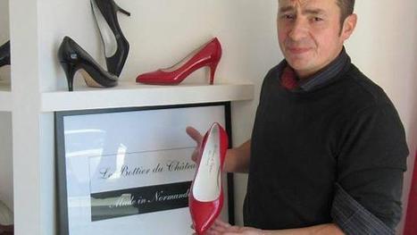 Guillaume Gilet, bottier... même pour les pieds sensibles | Métiers, emplois et formations dans la filière cuir | Scoop.it