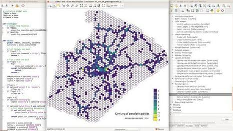 GRASS GIS - Home | GeoWeb OpenSource | Scoop.it