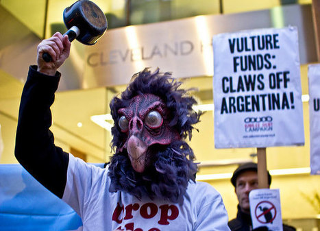Vulture Funds Put to UN Human Rights Test | Global politics | Scoop.it
