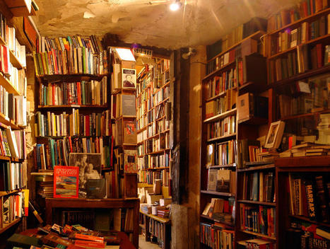 Let's Hear it for Bookshops | Librarians in the real world | Scoop.it