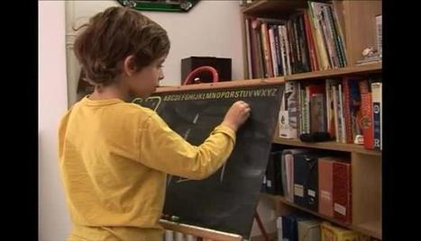 Du cerveau à la pointe du crayon | Les troubles de l'écriture | Scoop.it
