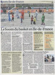 Chatou Croissy 10ème plus gros club - Site officiel de la Jeunesse ... | Le Basket en Yvelines | Scoop.it
