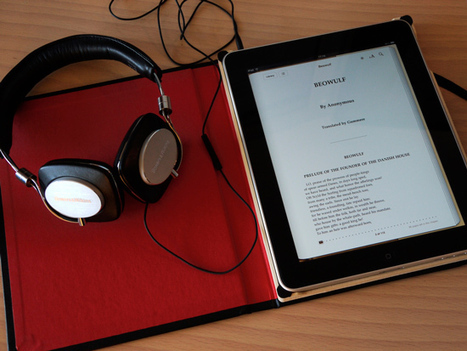 Audiobooks on the iPad: the Good, the Bad, and the M.I.A. | PadGadget | learn local about e-learning | Scoop.it