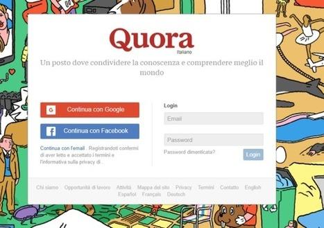 Salvatore Aranzulla Quora Social Network Di