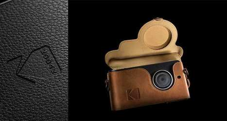 Kodak tente un retour vers le grand public | Le Zinc de Co | Scoop.it