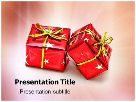 personality development ppt | scoop.it, Modern powerpoint