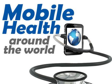 10 Ejemplos de Salud Móvil en el Mundo | eSalud Social Media | Scoop.it