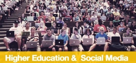 Using Social Media for Higher Education | Verge Pipe Media | CCC Social Media | Scoop.it