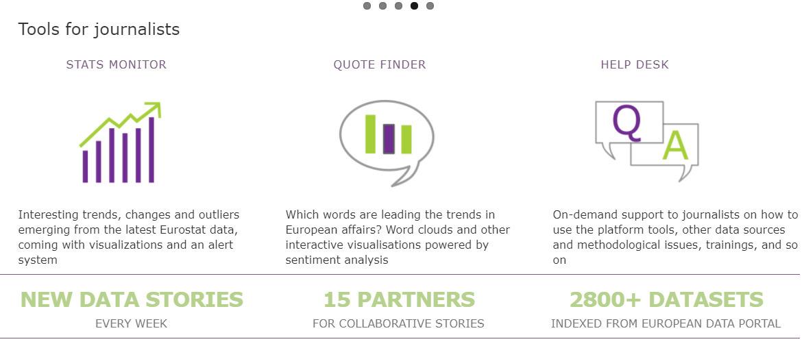 Edjnet European Data Journalism Network
