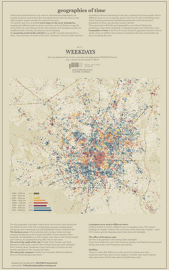 geographies of time | informational landscapes | Scoop.it