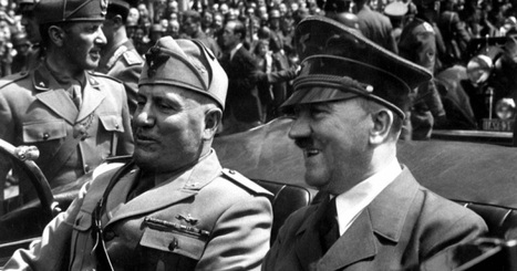 Thinking About Fascism | IELTS, ESP, EAP and CALL | Scoop.it