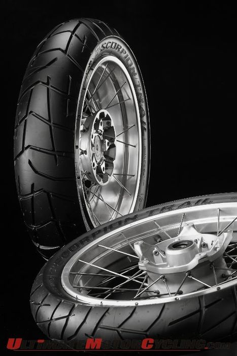 Pirelli: New Tires Debut on 2013 Ducati Mutlistrada | Ultimate Motorcycling | Ductalk Ducati News | Scoop.it