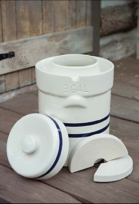 Preservation crocks - Made in the U.S.A. | Anchors Sales Company - Portfolio | Scoop.it