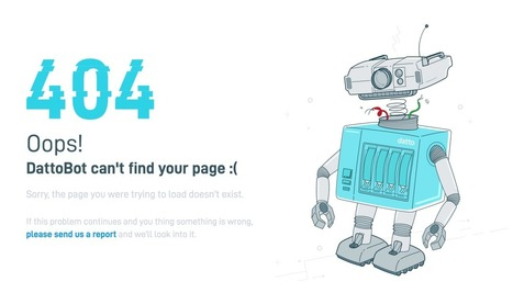 Best visuals : 404 error pages | Oops Pages | Looks - Photography - Images & Visual Languages | Scoop.it