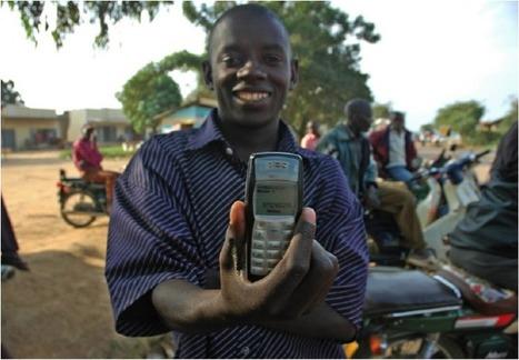 Les fermiers nigérians se verront offrir 10 millions de téléphones portables | Afrique et Intelligence économique  (competitive intelligence) | Scoop.it