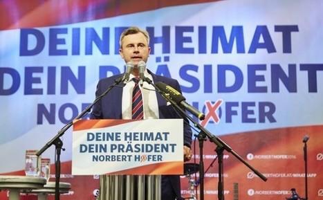 Les Inrocks - L'Autriche va-t-elle élire le premier président d'extrême droite de l'Union européenne ? | Union Européenne, une construction dans la tourmente | Scoop.it