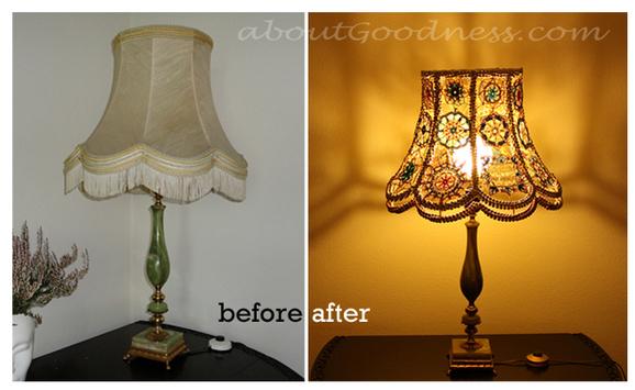 Una lampada da tavolo davvero unica fai da te - Biopiscina fai da te ...
