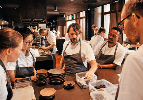 Noma Chef's Next Place to Pop Up: Mexico | Gastronomy & Wines | Scoop.it