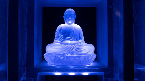 """Science and Buddhism Agree: There Is No """"You"""" There 