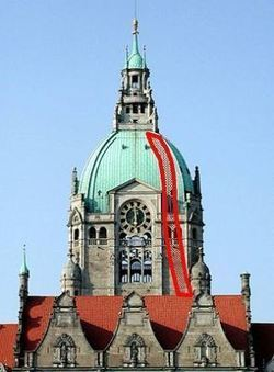 New City Hall at Hannover, Germany.   Beautiful places.   Scoop.it