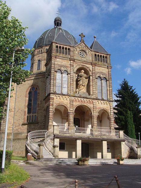 Saint-Avold La Basilique Notre-Dame-de-Bon-Secours est en péril | L'observateur du patrimoine | Scoop.it