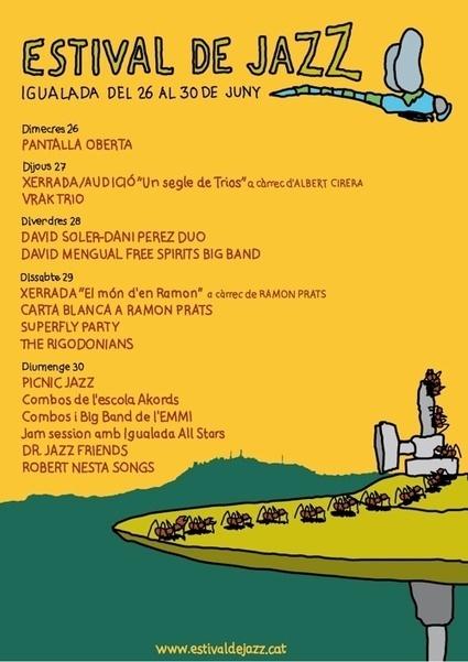 Estival de Jazz a Igualada   Actualitat Jazz   Scoop.it