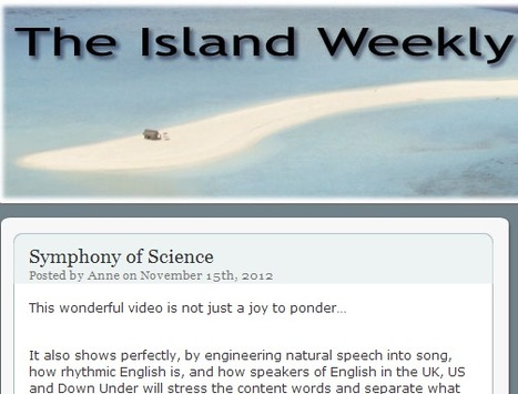 The Island Weekly | English Language Teaching | Scoop.it