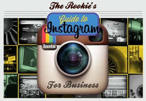 Guía Instagram del Principiante para Empresas | Social Media | Scoop.it