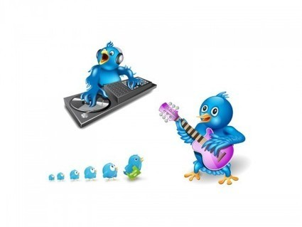 5 outils pour partager de la musique sur Twitter   Time to Learn   Scoop.it