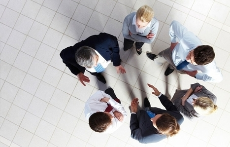 6 Easy Steps to Being a Master Networker All of the Time | Learning about Leadership | Scoop.it