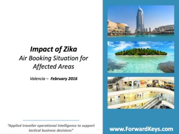 Zika virus: sizing the real impact with ForwardKeys data | Travel Retail | Scoop.it