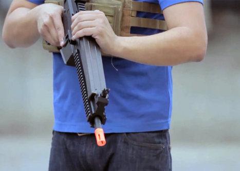 Evike [The Gun Corner]: Echo1 AR57 | Popular Airsoft | Airsoft Showoffs | Scoop.it
