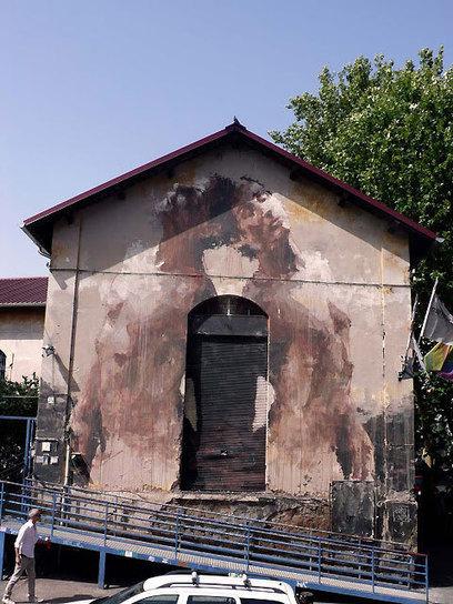 Borondo: fine street art out of Spain | Fine Art | Following my passion | Scoop.it