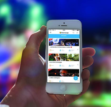 Quand le Futuroscope développe ses relations digitales - Info-éco   UseNum - Tourisme   Scoop.it