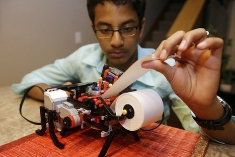 Want to invent the next big thing? Think like a kid. - Christian Science Monitor | Keep In The Know | Scoop.it