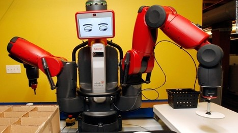 Do Robots Dream Of Wealth? | Robots and Robotics | Scoop.it