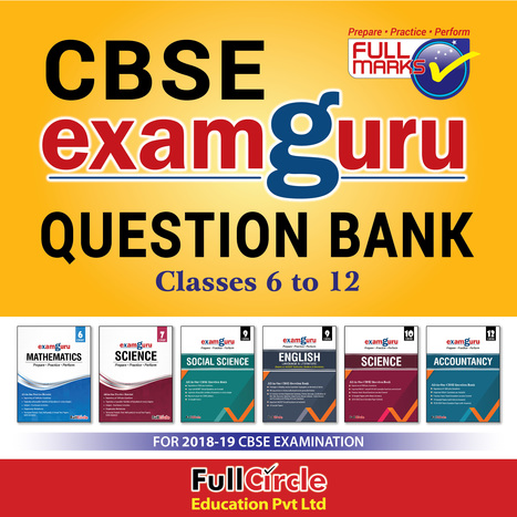 cbse question bank' in Full Circle Education Pvt Ltd | Scoop it