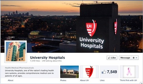 5 Ways Hospitals Can Use Facebook Timeline Content Marketing | healthcare technology | Scoop.it